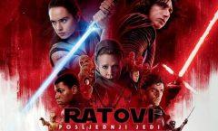 Ratovi zvijezda: Posljednji Jedi & Medvjedić Paddington 2