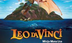 Leo da Vinci: Misija Mona Lisa & U mojim godinama još skrivam da pušim - Kino vikend